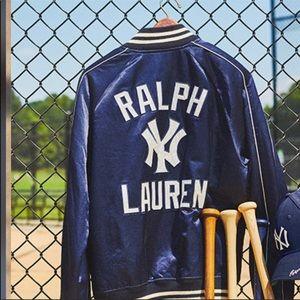 Ralph Lauren x Yankees Jacket one of a kind piece
